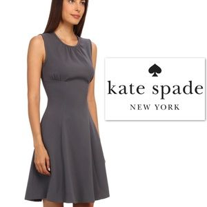 Kate Spade Dress—Fit and Flare Smoky Quartz